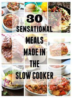 30 Life-Changing Crock-Pot Recipes To Make This Fall