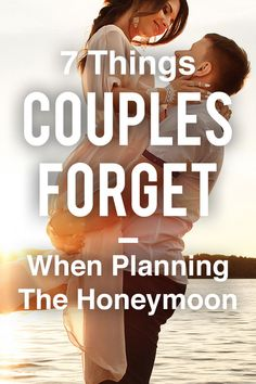 You want your first trip as newlyweds to be perfect, so keep these seven things in mind when planning your honeymoon. Honeymoon 7 Things Couples Forget When Planning The Honeymoon Honeymoon Packing, Honeymoon Night, Honeymoon Tips, Honeymoon Pictures, Honeymoon Vacations, Best Honeymoon Destinations, Hawaii Honeymoon, Honeymoon Places, Romantic Honeymoon