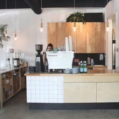 Build-Outs Of Summer: Drift Coffee