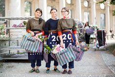 The Flower Market, Part 1 - Garance Doré