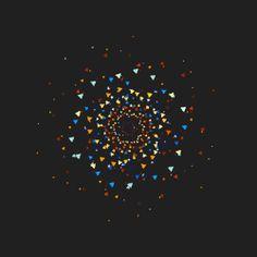 Resultado de imagen de generative art processing