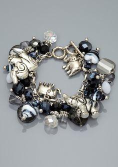 LANDAU Ambrosia Elephant Bracelet