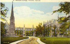 St. Michael's College, U of T