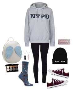 """Rosemary."" by mettathegreat on Polyvore featuring Tee and Cake, Converse, Bling Jewelry, HOT SOX, Edward Bess, Chicnova Fashion, women's clothing, women's fashion, women and female"