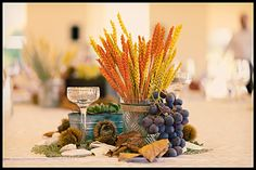 autumn wedding deco by ritgriz