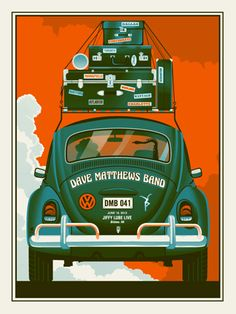 DMB -BRISTOW 2012 « Gig Poster Archive « Methane Studios