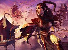 http://www.deviantart.com/art/SteveArgyle-Monastery-Swiftspear-Wind-and-Steel-529961568