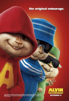 Click to View Extra Large Poster Image for Alvin and the Chipmunks