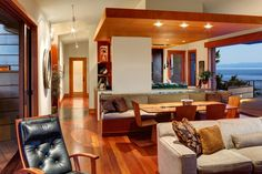 ::San Juan Cliffside House / Prentiss Architects::