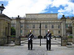 Palácio do presidente - Bogotá