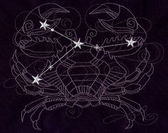 ... constellations cancer ut5615 thread list the stars that make up cancer