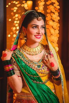 Ayeza Khan In Awesome Mehndi Dress Pakistani Mehndi, Pakistani Models, Pakistani Actress, Mehendi, Pakistani Suits, Bridal Mehndi Dresses, Pakistani Wedding Dresses, Bridal Outfits, Wedding Sarees