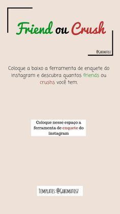 Instagram Story, Status Instagram, Social Networks, Crushes, Challenges, Quizes, Humor, Photo And Video, Chile