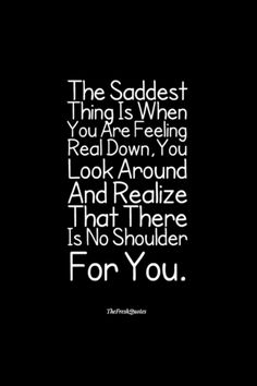 Saddest Quotes : saddest, quotes, Sadness, Ideas, Quotes,, Words
