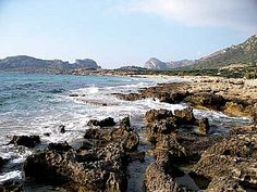 Falasarna, West Crete ,  Chania area