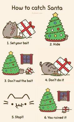 How to catch Santa!