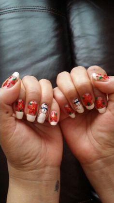 Mis uñas.
