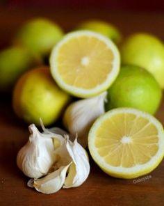 citrom-fokhagymakúra