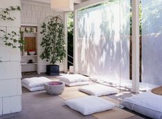 Tips to Set Up The Perfect Meditation Space at Home | elemental design | Home Decor