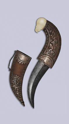 ArtStation - Dagger (Jambiya) - Procedural Texture, Anoop Jaiswal
