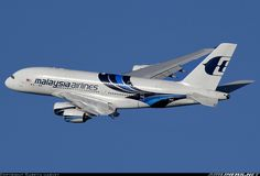 Malaysia Airlines Airbus A380-841 ~ photo by Gareth Harvey