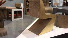 Our stand @M&O #Cardboard #design, Paris.
