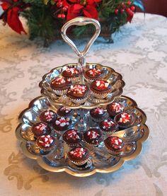The Alchemist: Mini Dark Chocolate Cupcake Bites