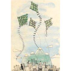 Kites| Card