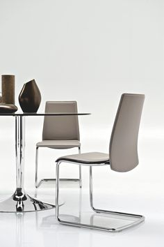 Superior Calligaris | Amelie Dining Chair | Available In Fabric And Leather. |  DESIGN ICONS | Colour | Pinterest | Amelie, Dining Chairs And Fabrics Photo