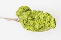 Coriander and cumin pesto recipe, Bite – visit Eat Well for New Zealand recipes using local ingredients - Eat Well (formerly Bite) Pesto Recipe, Edible Gifts, Coriander, Spreads, Vegan Vegetarian, Dressings, Sauces, Dips, Dip