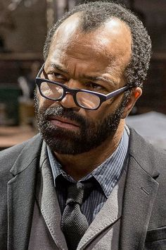 Jeffery Wright as Commissioner Gordon Westworld Hbo, Madonna 90s, Justice League Aquaman, Jeffrey Wright, Sci Fi Tv Series, Television Program, Famous Men, Sci Fi Fantasy, Favorite Tv Shows