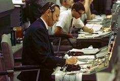Mission Control, Nasa History