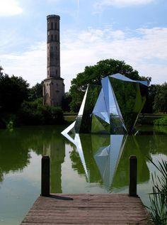 mirror sculpture braunschweig