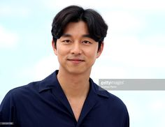 Actor Gong Yoo attends the 'Train To Busan (Bu_San-Haeng)' photocall during the 69th Annual Cannes Film Festival on May 14, 2016 in Cannes, France.