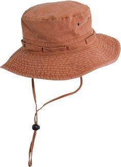 87b20bb6217 Dorfman Pacific Men s Pigment Dyed Fashion Boonie Hat