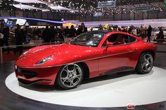 New Alfa Romeo Disco Volante Design Concept