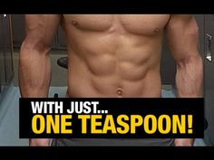 How to Burn Fat Faster (WITH 1 TEASPOON OF THIS!) - YouTube