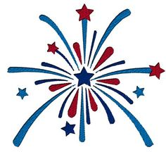 FREE 4th of July Projects & Embroidery Designs