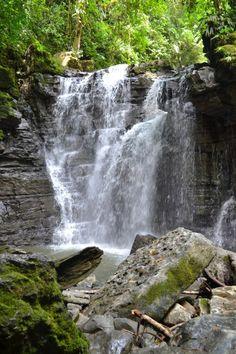 Cascadas de Latas (Misahualli, Ecuador)...beautiful waterfall in the Amazon