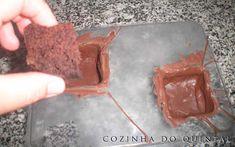 Pão de Mel modelado na forminha na Cozinha do Quintal