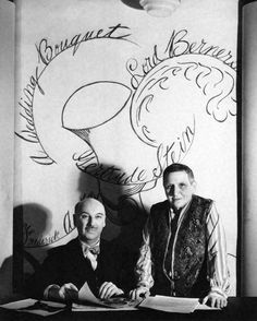Lord Bemers and Gertrude Stein