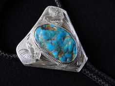 Bolo - Native american mexican jewellery - Made it from Kokopelli Guadarrama :-) Mexican Jewelry, Turquoise Bracelet, Native American, Gemstone Rings, Etsy, Jewelry Making, Gemstones, Bracelets, How To Make
