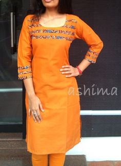 Kurtis: Kurti Sale, Designer Kurtis, Kurti Online, Fancy Kurti for Women Salwar Neck Designs, Churidar Designs, Neck Designs For Suits, Kurta Neck Design, Dress Neck Designs, Kurta Designs Women, Designs For Dresses, Blouse Designs, Salwar Pattern