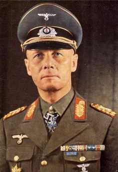 Feldmarschal Erwin J. E. Rommel
