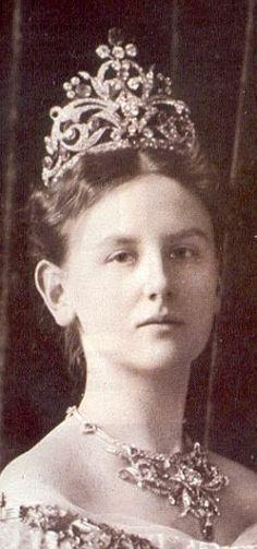 Regina Guglielmina dei Paesi Bassi, Principessa di Orange-Nassau, Duchessa di Meclemburgo-Schwerin (1880-1962)