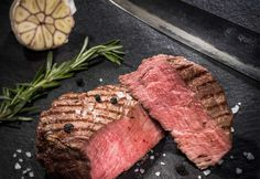 Filet-Steak » Kochrezepte von Kochen & Küche Steaks, Meat, Food, Oven, Cooking Recipes, Minute Steaks, Essen, Steak, Yemek