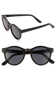 Le Specs 'Hey Macarena' 51mm Retro Sunglasses available at #Nordstrom