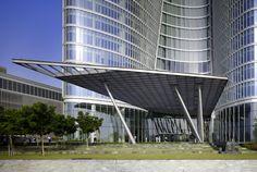 main entrance canopy - Buscar con Google