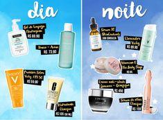 DIA X NOITE: O que muda na rotina de cuidados com a pele?