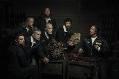 La Leçon d'anatomie du docteur Tulp de Rembrandt, Photo : Freddy Fabris